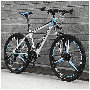 61fWM7HqjNL. SS300 26 Pollici 21 velocità, Bicicletta, Adulto Bicicletta MTB, Bicicletta Mountain Bike, Biciclette, Doppio Freno A Disco…