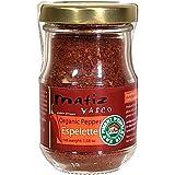 Matiz Organic Piment d'Espelette Pepper from Basque France, 1.58 Ounce