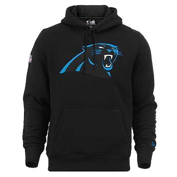vente officielle meilleur endroit pour haut de gamme pas cher New Era Sweat à capuche - NFL Carolina Panthers noir: Amazon ...