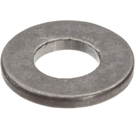 18 8 Stainless Steel Flat Washer 0 Hole Size 0 0680 Id 0 0250 Nominal Thickness Pack Of 100 Amazon Com Industrial Scientific