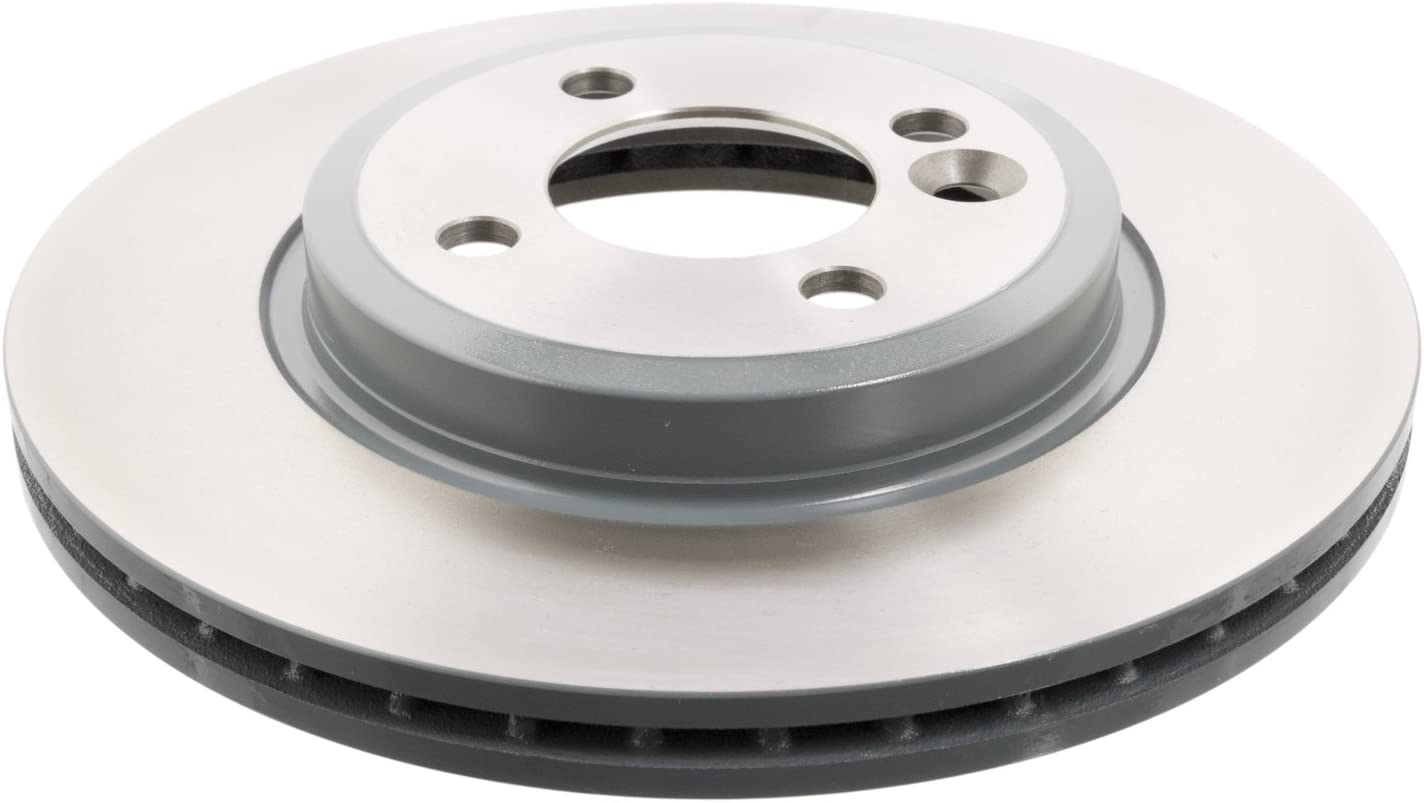 For Mini R50 R52 R53 Pair Set of 2 Front Brake Disc Rotors Vented Coat Brembo