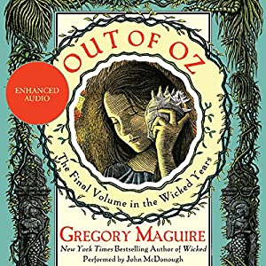 Out of Oz  Audiobook