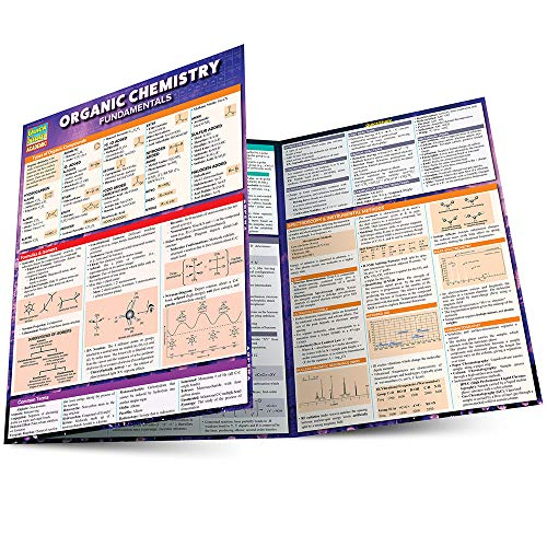 Organic Chemistry Fundamentals (Quick Study Academic) (Chemistry Study Quick Academic)