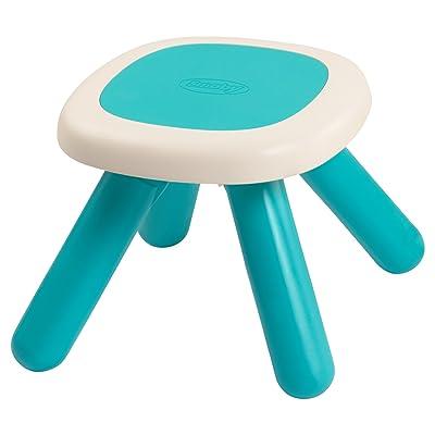 Smoby - 880202 - Kid Tabouret - Intérieur ou Extérieur - Bleu