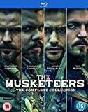 Musketeers: The Complete Collection (11 Blu-Ray) [Edizione: Regno Unito] [Edizione: Regno Unito]