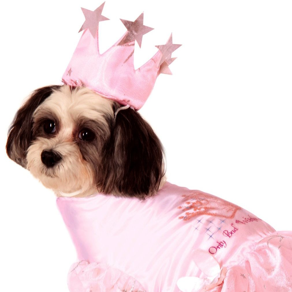 Rubie's Wizard of Oz Pet Costume, X-Large, Glinda The Good Witch by Rubie's (Image #3)