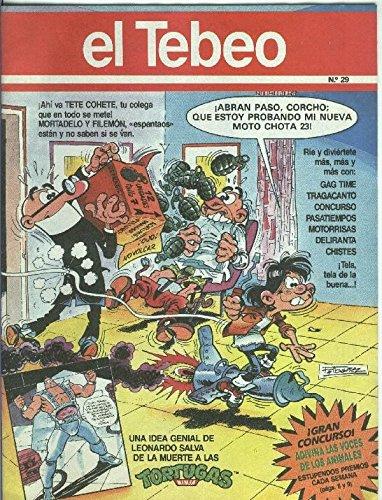 El Tebeo edicion 1991 numero 029: Varios: Amazon.com: Books