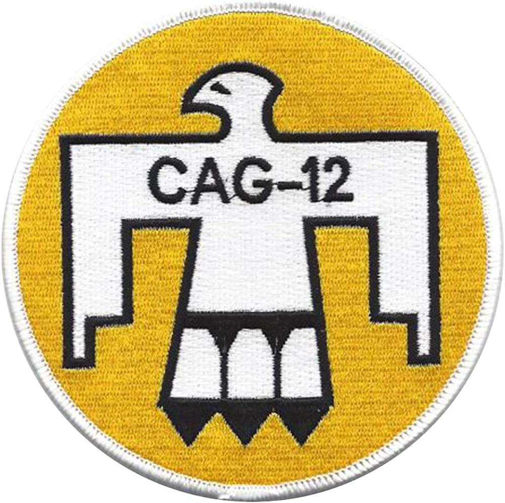 cag 12 carrier air group patch