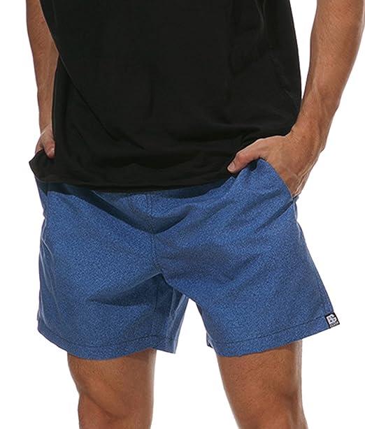 Minetom Hombre Bañadores De Natación Pantalones Cortos Bermudas Shorts  Verano Sport Moda Surf Calzoncillos Trajes De Baño Flamencos Imprimir   Amazon.es  ... b8c2677776f