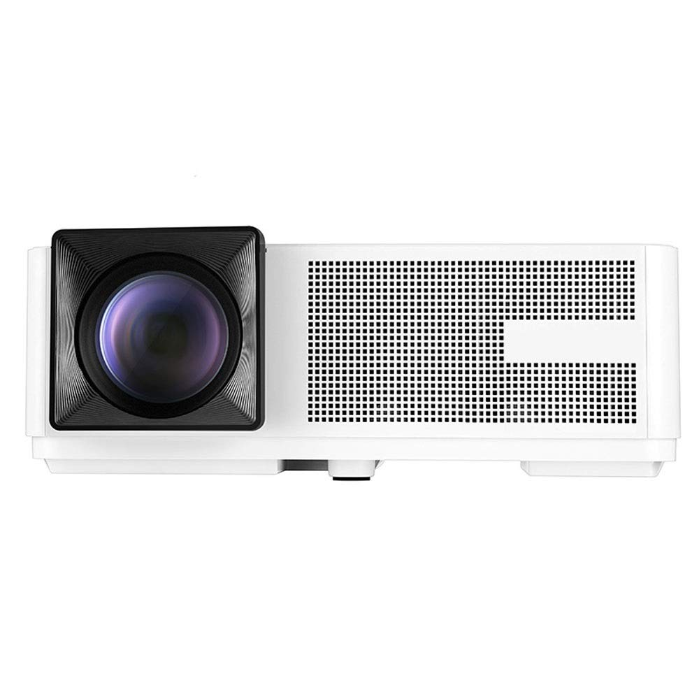 LiChenYao Projector Home HD 1080p Business Office Portable LED Projector 3000 Lumens (Color : White) by LiChenYao (Image #3)