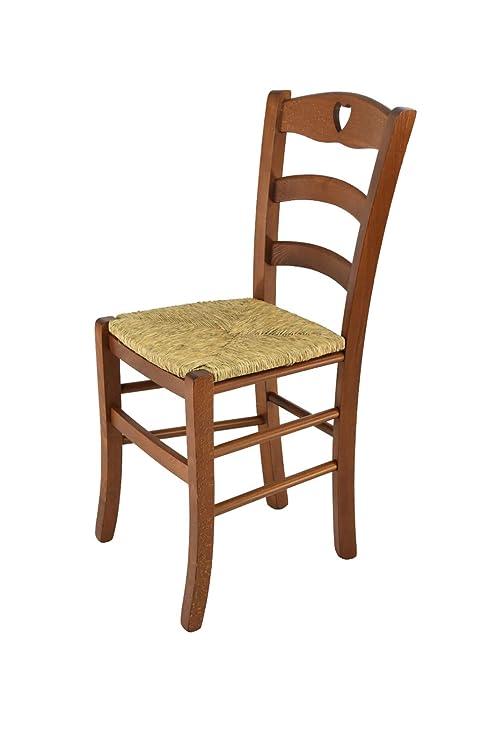 Sedute Per Sedie Di Legno.Tommychairs Sedie Di Design Sedia Cuore Per Cucina E Sala Da
