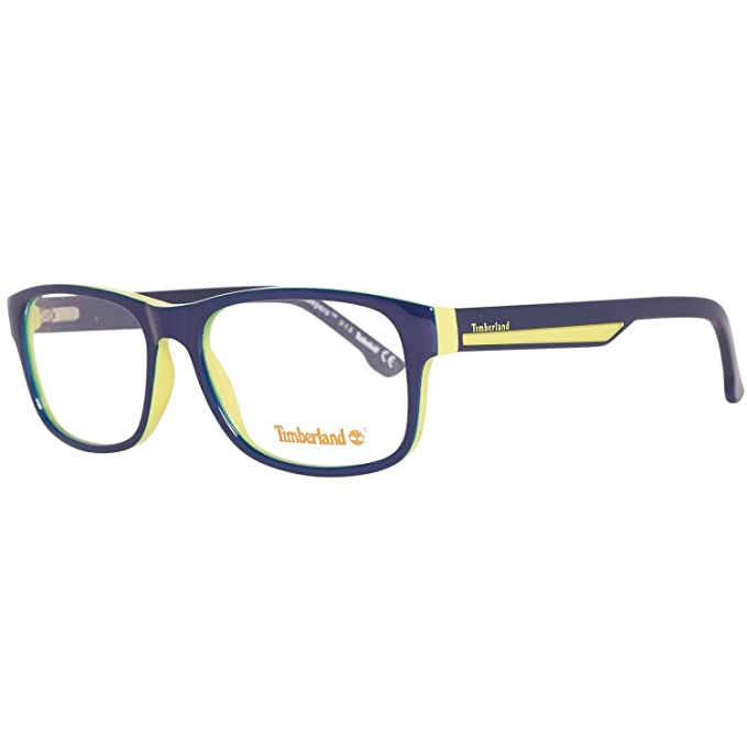 Timberland Brille TB133656092, Monturas de Gafas para Hombre, Azul (Blau), 56