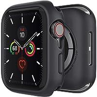 Caseology Nero hoesje Compatibel met Apple Watch 45mm Series 7/ 44mm SE, Series 6 (2020), Series 5 (2019), Series 4…