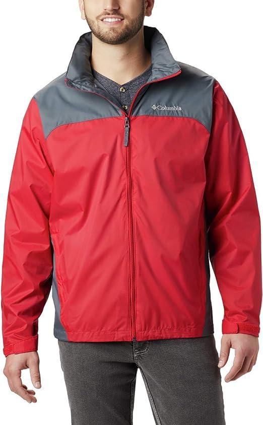Columbia Mens Glennaker Lake Packable Rain Jacket