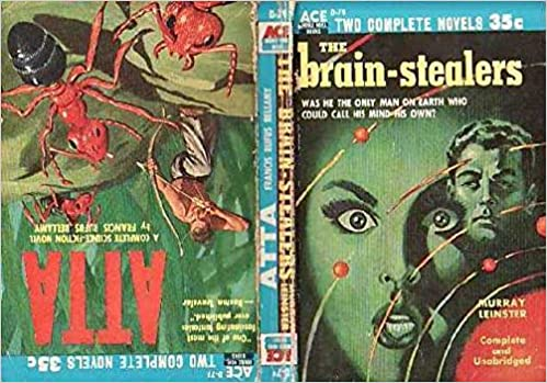 The Brain Stealers Atta Murray William Fitzgerald Jenkins