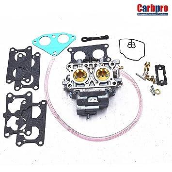 3020 3010 15003-2766 Trans 4x4 Carburetor Assembly Fit Kawasaki Mule 3000