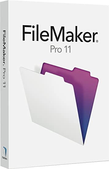 Amazon.com: Filemaker Pro 11 [Old Version]: Software