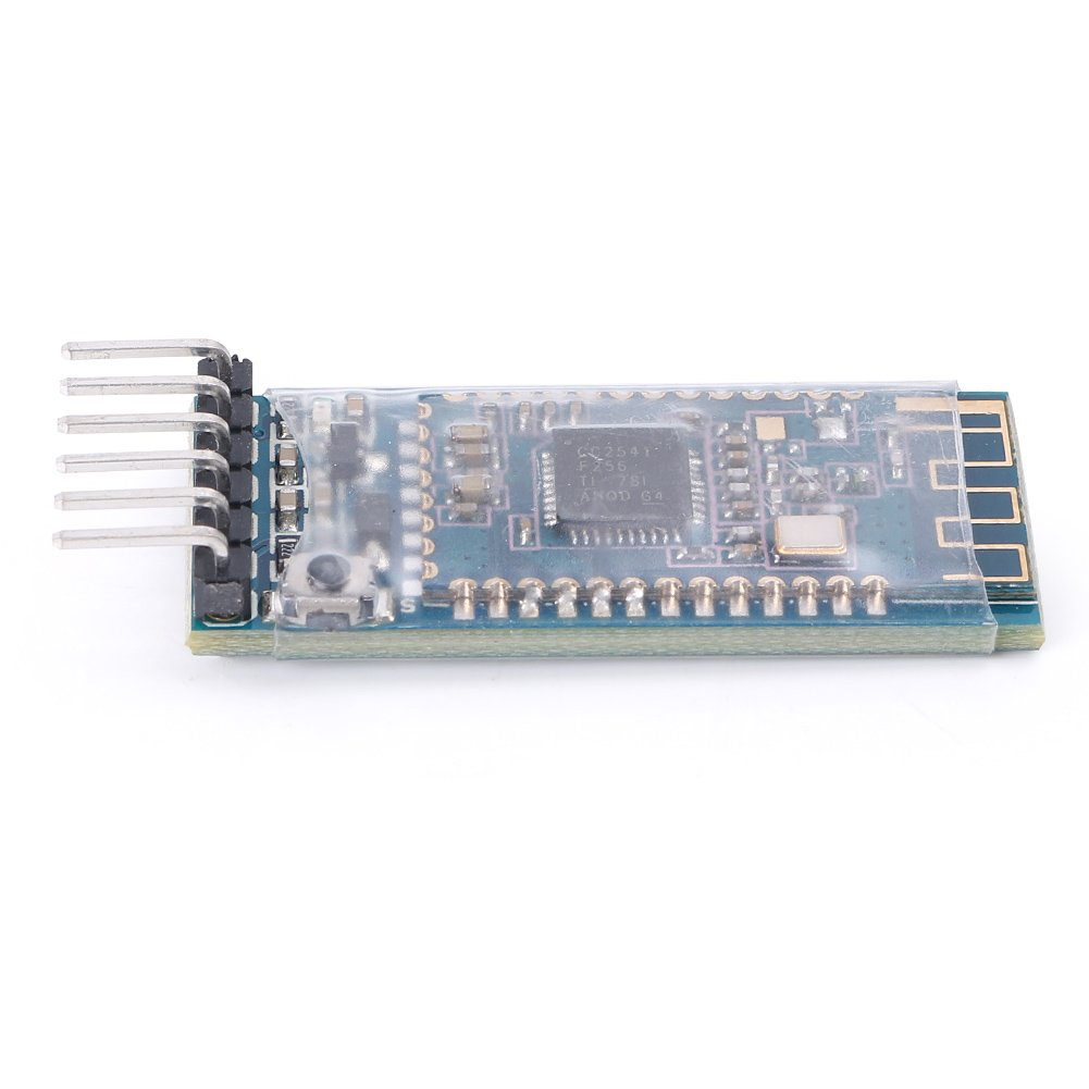 Interfacing Android With Pic Microcontroller Via Bluetooth Circuit