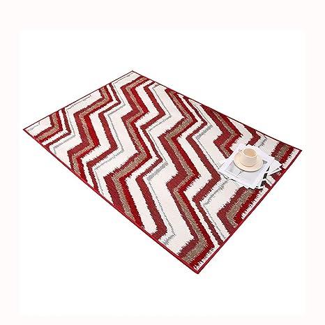 Amazon.com: Alfombra nórdica de alfombra de dormitorio ...