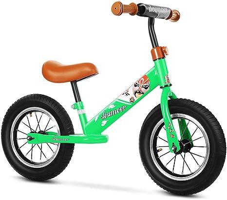 Bicicletas sin Pedales Bicicleta para niños y niñas Bicicleta de ...