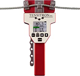 Tensitron ACX-100-1 Digital Aircraft Cable Tension Meter 5-100 lbs for