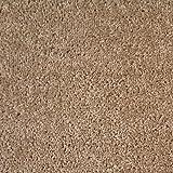 247Floors Carpet, Quality Feltback Twist, Mid Beige - 2m x 4m