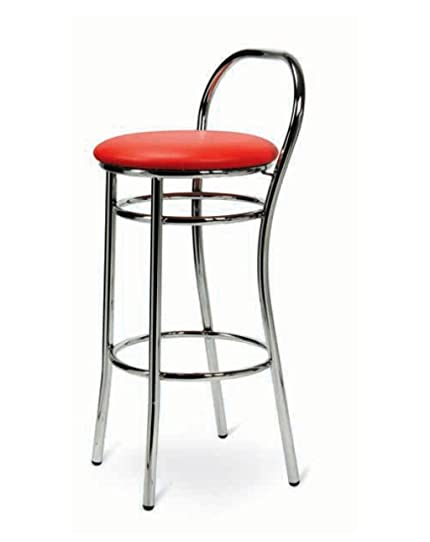 tabouret de bar a structure tubulaire epoxy