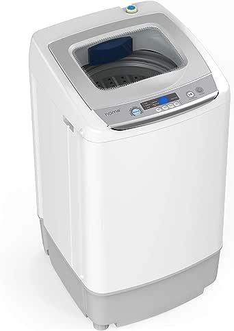 Amazon.com: hOmeLabs 0.9 Cu. Ft. Portable Washing Machine ...