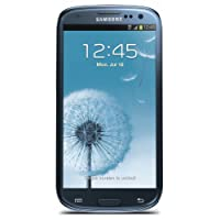 Samsung Galaxy S3 Blue - No Contract Phone (U.S. Cellular) (Discontinued by Manufacturer)