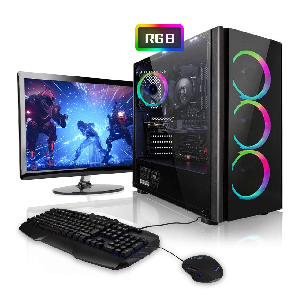 Megaport High End Gaming - PC para jugadores, Intel Core i7-6700 K ...