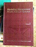 Marketing Management Vol. 1 : Principles, Analysis, and Applications, Shapiro, Benson P. and Dolan, Robert J., 0256031533