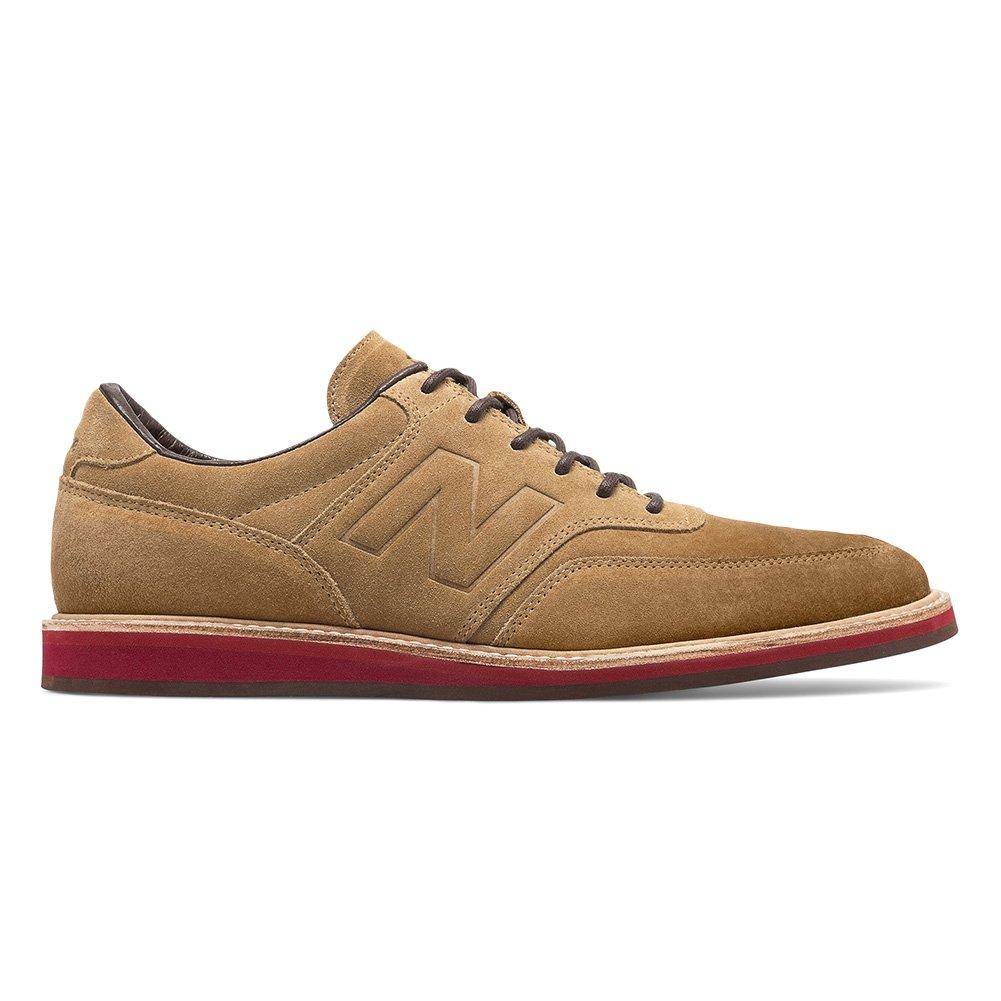 New Balance Men's 1100v1 Walking Shoe 9 D(M) US|Brown/Maroon
