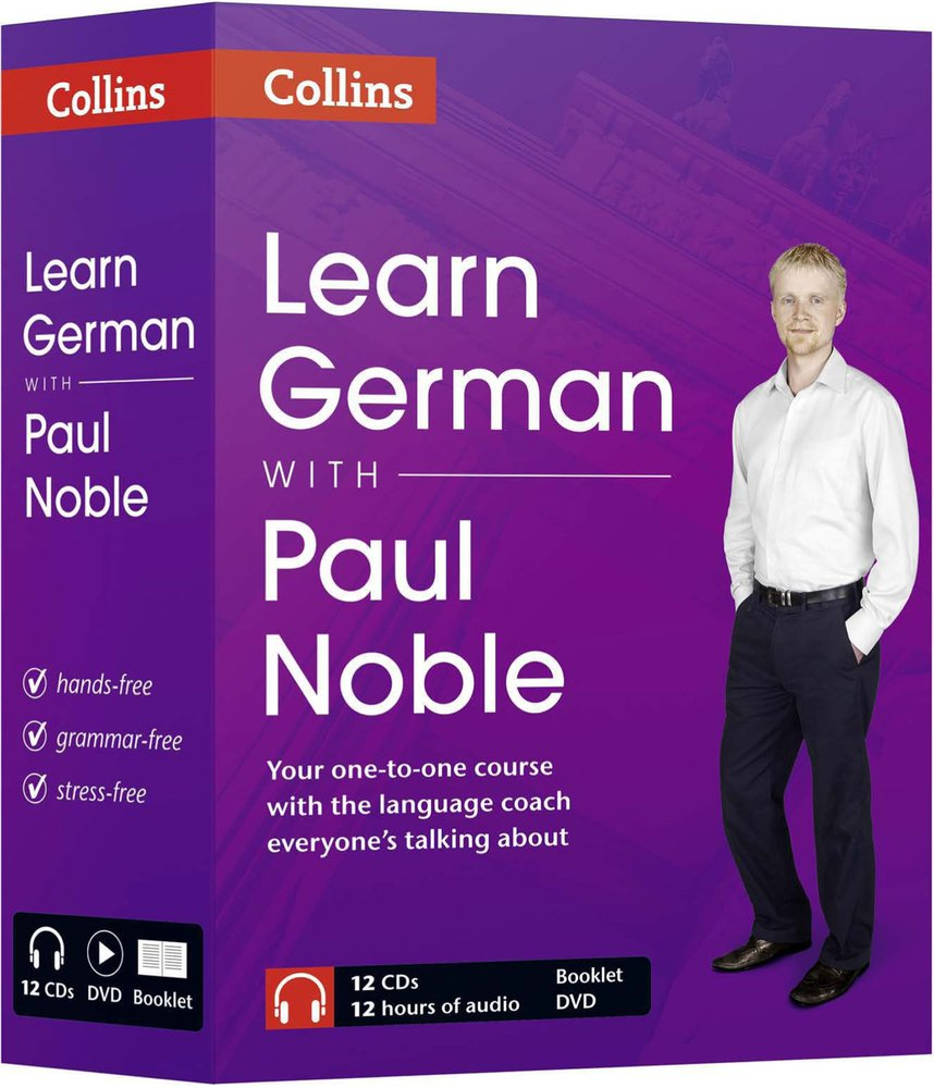 Learn German Paul Noble product image