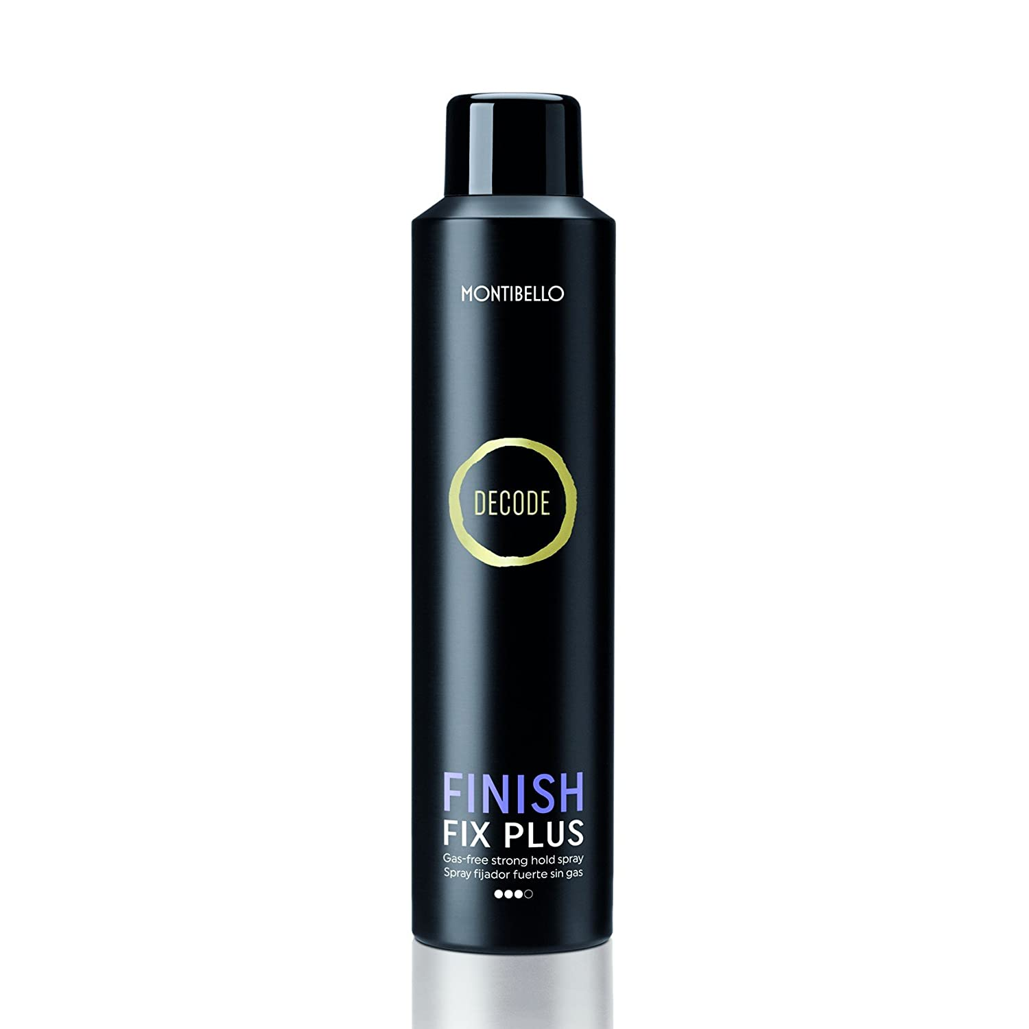 Montibel-Lo Decode Finish Fix Plus, Laca Sin Gas, 250 ml DFFP