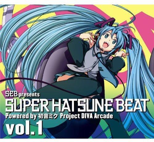 Presents Super Hatsune Beat 1 pdf