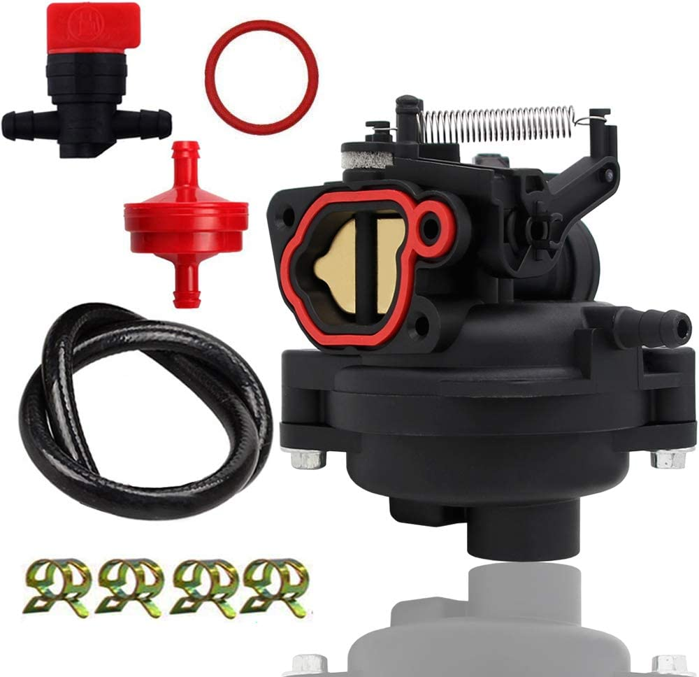 briggs and stratton plastic carburetor