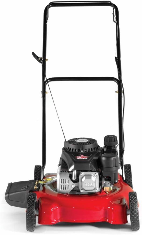Amazon.com: Patio máquinas 11 a-02 m2700 140 cc 20-inch ...