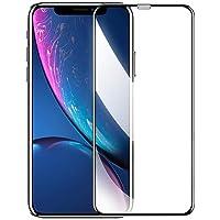 واقي شاشة زجاجي كامل لهاتف أبل آيفون 11 برو (5.8 بوصة) 5D