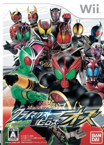 仮面ライダー クライマックスヒーローズ オーズの商品画像