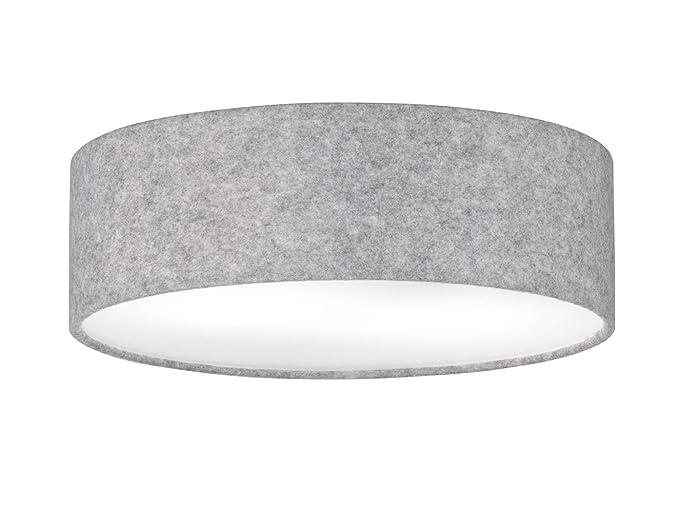Moderna Lámpara de techo apropiadas con bombilla LED ...