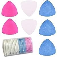 20 piezas de tiza de sastre triángulo
