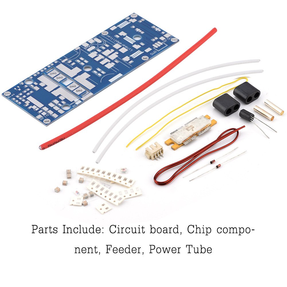 80-180MHZ FM VHF High Frequency Amplifier Module DIY Kit Components DIY Power Amplifier
