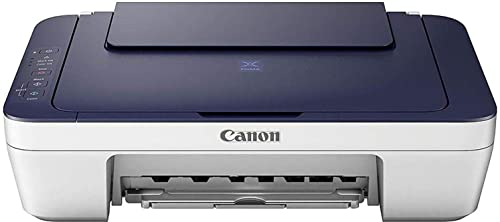 2. Canon Pixma MG2577s All-in-One Inkjet Colour Printer (Blue/White)