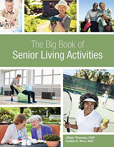 The Big Book of Senior Living Activities