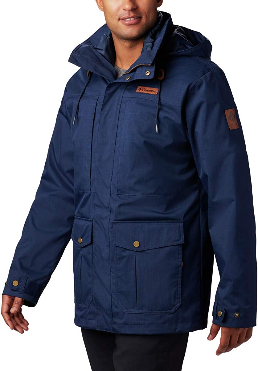 Columbia Mens Horizons Pine Interchange Jacket