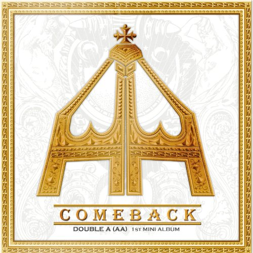 CD : Aa - Come Back (Asia - Import)