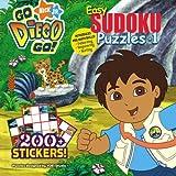 Go, Diego, Go! Easy Sudoku Puzzles #1, , 1416935541