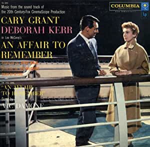 An Affair To Remember (Original 1957 6-Eye Deep Groove Label)