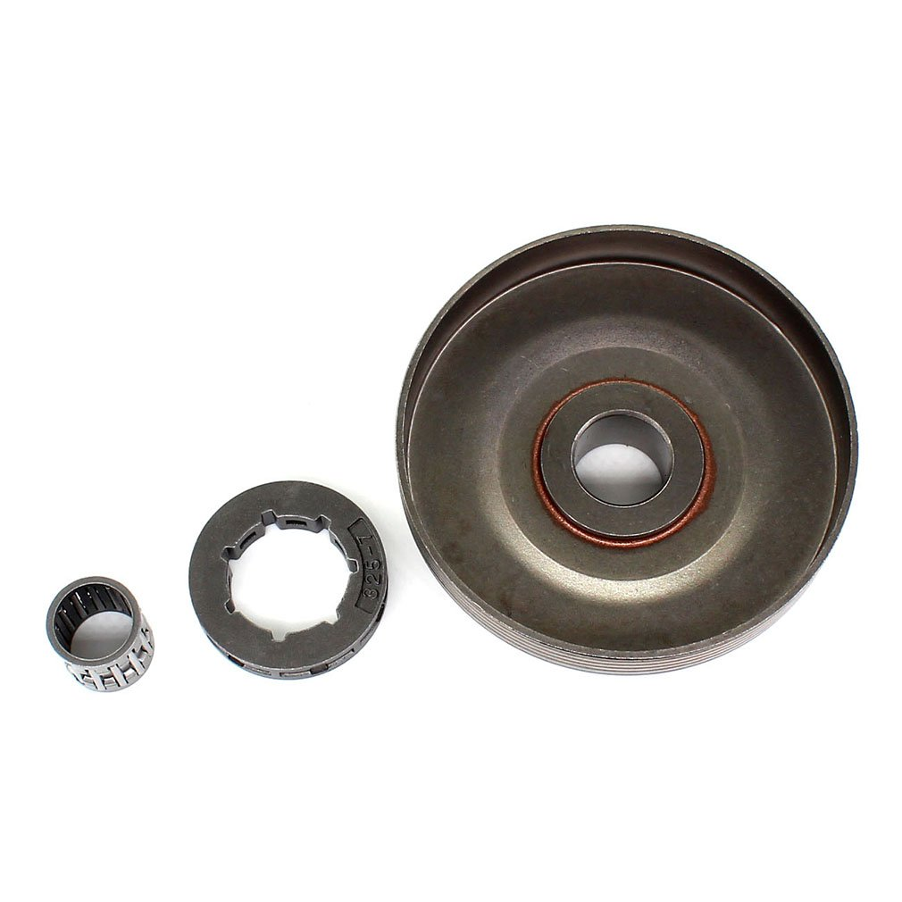 Clutch Kit For 4500 5200 5800 Chinese Chainsaw 45cc 52cc 58cc TARUS MT-9999