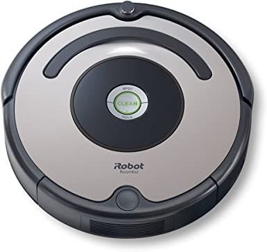 Robot Aspirador Roomba 616 Batería Xlife 61Db Gris y Negro: Amazon ...